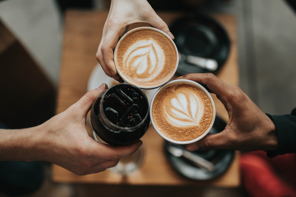 How Coffee Helps Teams Work Better Together