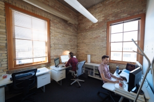 Ten Benefits of Coworking
