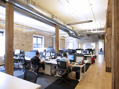 How Open Concept Offices Can Promote Job Satisfaction